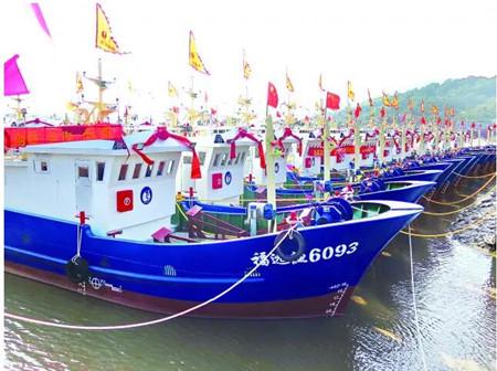 福建船企前5个月创产值52亿元