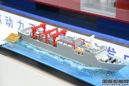 中国首艘核动力水面舰艇项目启动