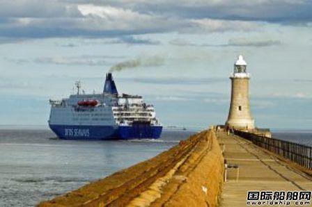 DFDS出售2艘老龄渡轮