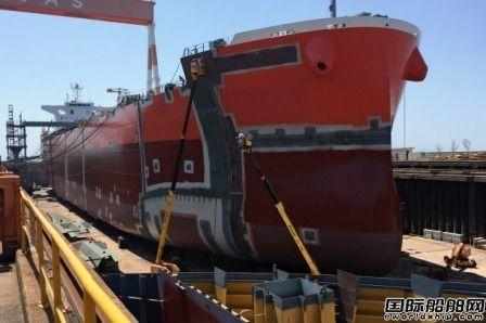 日本船企5月接单量同比增长5成