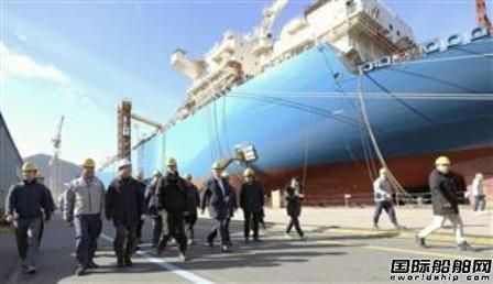 韩媒:韩国造船业要从中国夺回第一