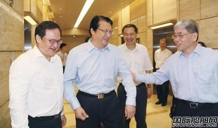 杨金成任中船集团总经理、党组副书记