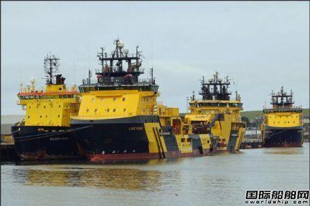 Viking Supply出售3艘闲置PSV