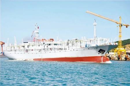 全球渔业装备市场活力跃升