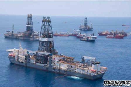 Transocean将报废4座浮式钻井平台
