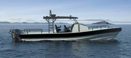 Norsafe新推快速救援与巡逻艇