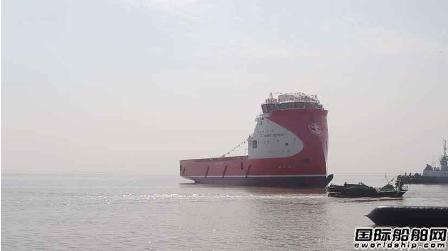 Golden Eergy将收购润邦海洋2艘海工船