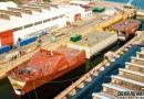 达门集团为墨西哥海军建造远洋巡逻舰