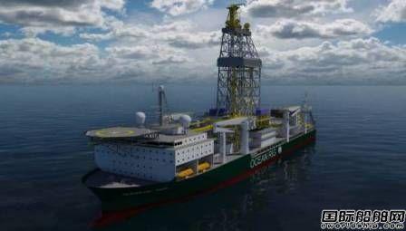 Ocean Rig推迟三星重工1艘钻井船交付期