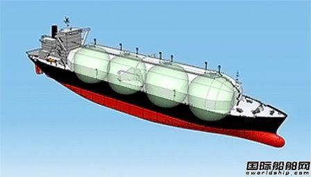 """三菱重工交付全球首艘""""新一代""""LNG船"""