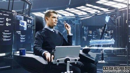"""两大巨头""""联姻""""打造无人船时代巨无霸"""