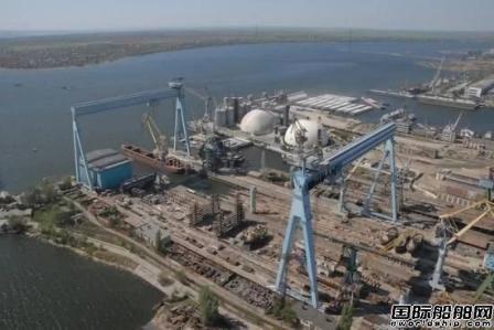 """辽宁舰""""出生地""""乌克兰黑海造船厂破产"""