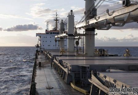 Star Bulk完成收购Songa Bulk旗下15艘散货船