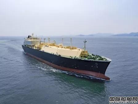 """两大造船巨头争抢LNG船""""世界第一"""""""