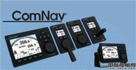 ComNav推出新款P4自动船舶驾驶仪