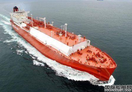 现代重工将获20亿美元10艘LNG船订单