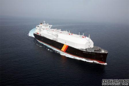 三菱重工第2艘Sayaringo STaGE型LNG船命名