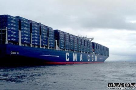 达飞轮船撤出伊朗市场
