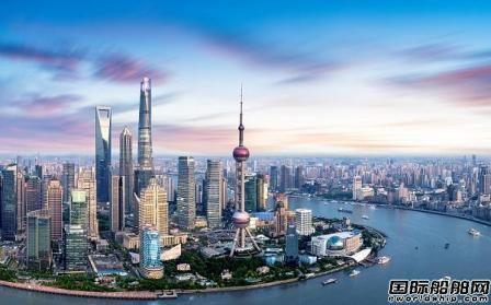 全球航运中心TOP10出炉上海升至第四