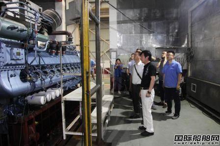 河柴重工召开CHD622系列柴油机推介会