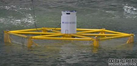 七O二所攻关大型深远海渔业养殖装备水池试验技术