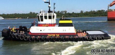Bisso拖船下单建造一艘ASD牵引拖船
