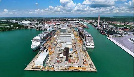探秘全球顶级邮轮制造商Fincantieri