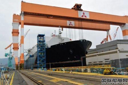 日本船企上半年接单量同比下滑2.4%