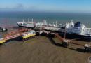 首船亚马尔LNG经北极航道抵达中国