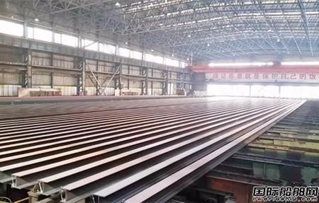 莱芜钢铁海工钢又添新品种