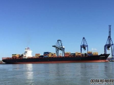 Diana Containerships偿还债务再售一艘超巴拿马型船
