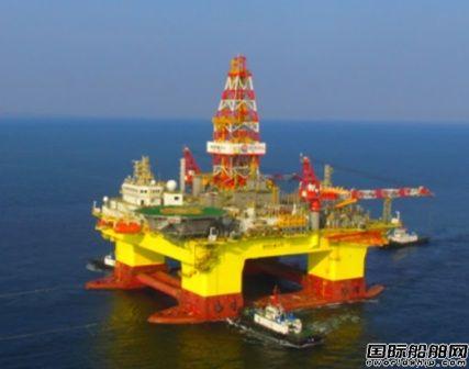 """大船海工建造""""海洋石油982""""号获租约"""