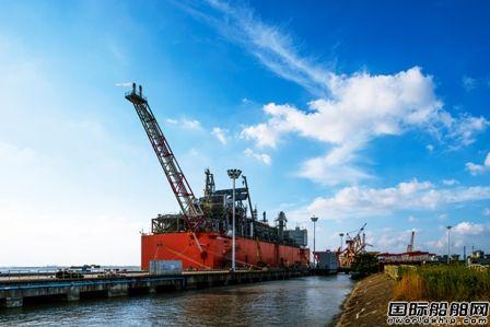 惠生海工再获浮式液化天然气生产装置合同