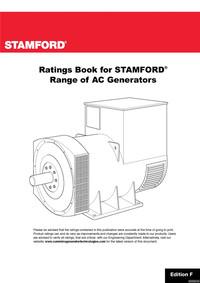 康明斯发电机技术(中国)有限公司 STAMFORD 发电机参数