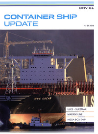 DNV GL CONTAINER SHIP UPDATE(201601)