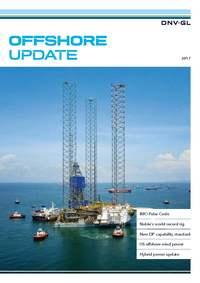 DNV GL OFFSHORE UPDATE(2017)