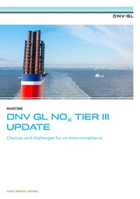 DNV GL NOX TIER III UPDATE