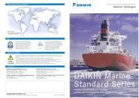 DAIKIN Marine Standard Series 大金船舶空调样本