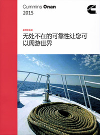 康明斯发电机技术(中国)有限公司 船用发电机